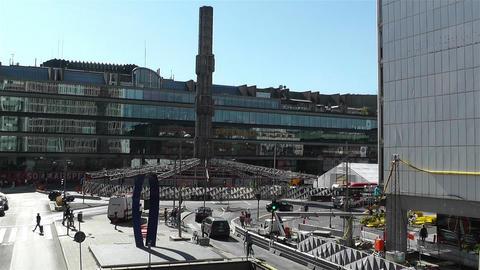 Stockholm Sergel Sqaure 2 Footage