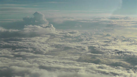 Stratocumulus from Above 5 Footage