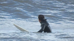 Surfing 2 Stock Video Footage