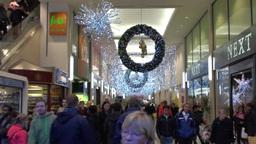 Christmas Lights 2 Stock Video Footage