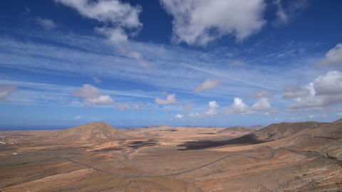 desert clouds time lapse 11139 Stock Video Footage