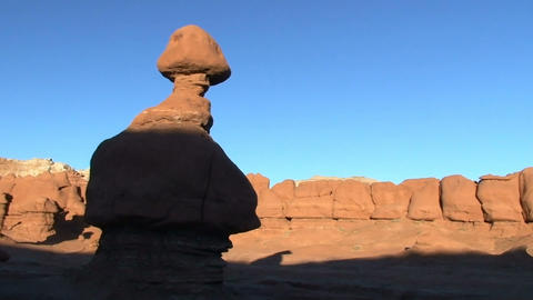Goblin Valley, time lapse Footage