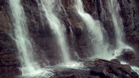 Tangle Creek Fall Stock Video Footage