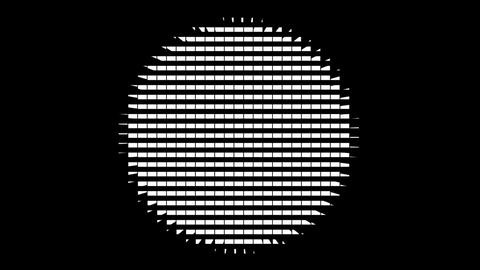 Lines Zoomin 2 Animation