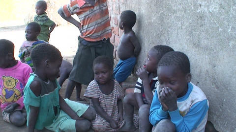 African Children (5) Stock Video Footage