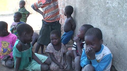 African Children (5) Stock Video Footage