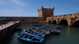 Essaouira, Morocco Stock Video Footage