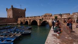 Essaouira, Morocco Footage