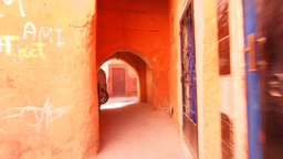 Marrakesh, Morocco Stock Video Footage