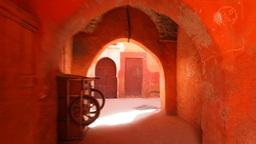 Marrakesh, Morocco Stock Video Footage