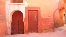 Marrakesh, Morocco Footage