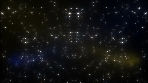 Light streaks and particles 2 C 3a 3 HD Stock Video Footage