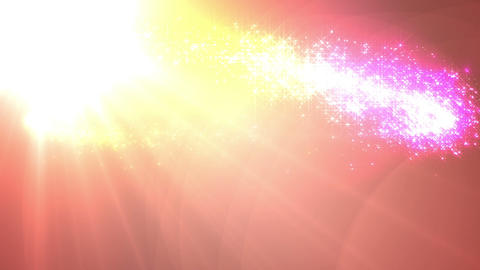 Light streaks and particles 2 Cr 1b 3 HD Stock Video Footage
