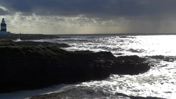 Stormy Sea 1 Stock Video Footage