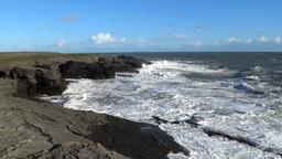 Rough Sea 1 Stock Video Footage