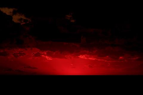 4K. Timelapse sunset on the sea. Crimea, Ukraine Stock Video Footage