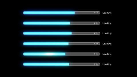 Loading Group black Animation