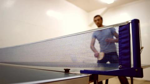 ping-pong b Footage