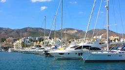 Benalmadana Marina, Malaga Footage