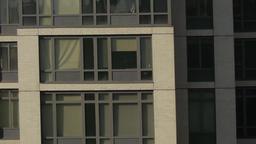 city urban. skyline skyscrapers.new york. towers Stock Video Footage