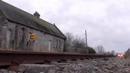 Intercity Train 3 Stock Video Footage