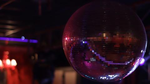 Disco ball Stock Video Footage