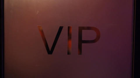 VIP room Stock Video Footage