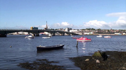 Wexford Town Stock Video Footage