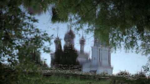 reflection Stock Video Footage