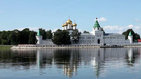 Ipatiev Monastery Stock Video Footage