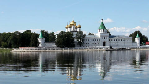 Ipatiev Monastery Stock Video Footage