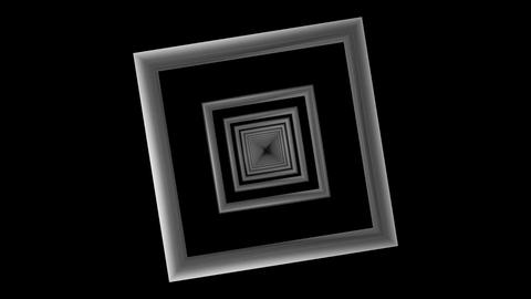 square array rotation Stock Video Footage
