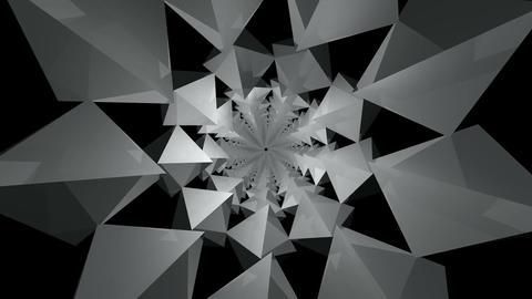 3D kaleidoscope infinite Animation