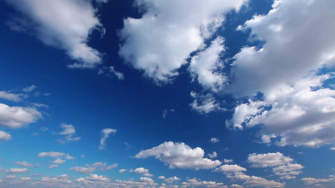 sky and cloud - timelapse Stock Video Footage