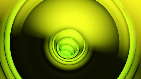 tube colour tunnel Stock Video Footage
