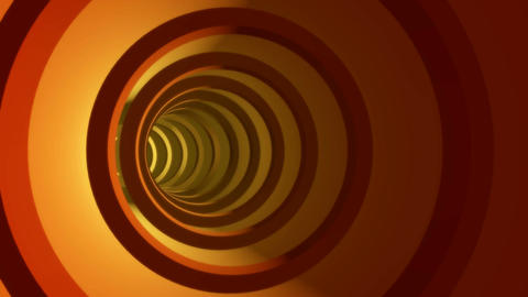 tube rings tunnel Animation
