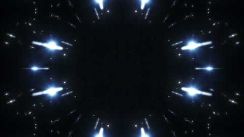 kaleidoscope Particle SF A 02b HD Animation