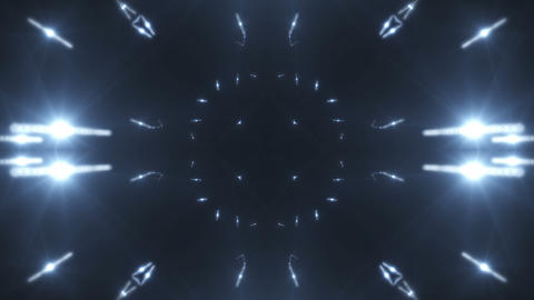 kaleidoscope Particle SF B 02b HD Stock Video Footage