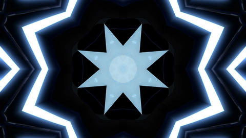 kaleidoscope SF A 02qq HD Animation
