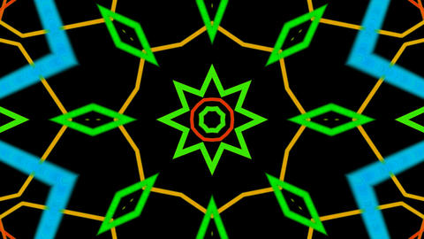 20 HD Kaleidoscope Lines #01 2