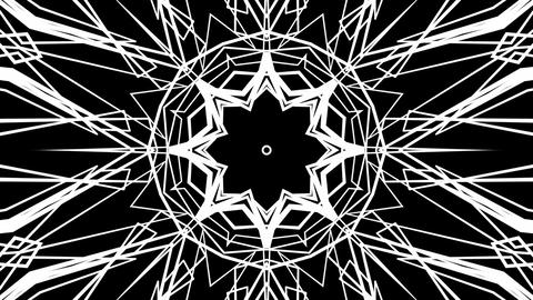 kaleida line matte Animation
