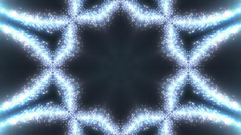 Kaleidoscope Particles