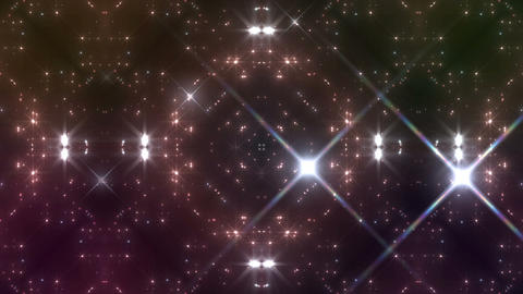 kaleidoscope particles 2 A 1b HD Stock Video Footage