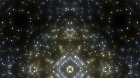 kaleidoscope particles 2 B 1a 2 HD Animation