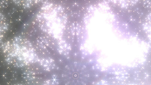 kaleidoscope particles 2 Cr 1a 2 HD Stock Video Footage