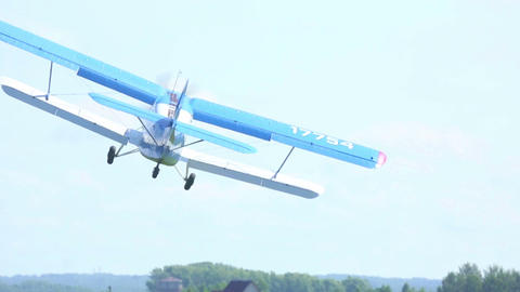 Takeoff Stock Video Footage