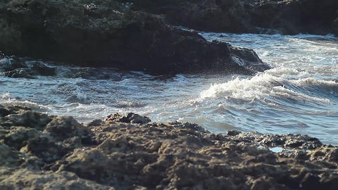 Sea view Stock Video Footage