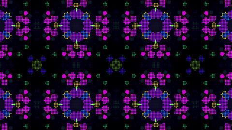 kaleidoscope apps S 7 Fm 2b 2 HD Stock Video Footage