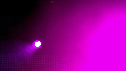 Stage Lighting Equipment HD Stock Video Footage