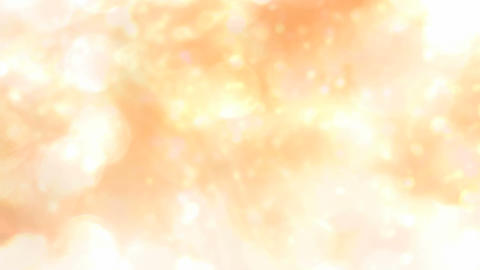 red orenge glitter loop Stock Video Footage